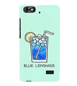 EPICCASE Blue Lemonade Mobile Back Case Cover For Xiaomi Redmi Mi4c (Designer Case)