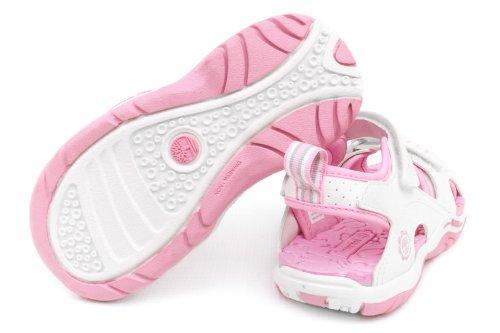 Timberland 65751 fille enfants chaussures sandales de bain Blanc - Blanc