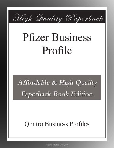pfizer-business-profile