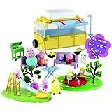Peppa Pig Holiday PlaySet include Camper van