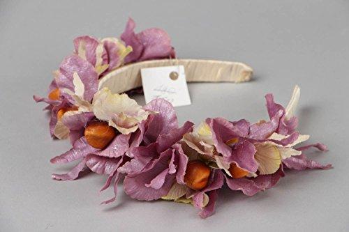 Corona-con-orquideas