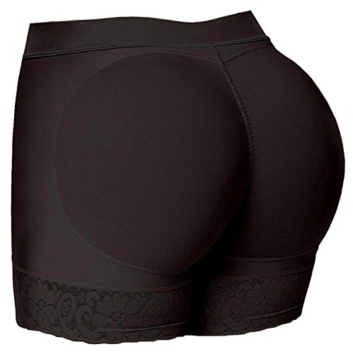 Eleery Frauen Nahtlose Hohe Taille mit Push-up