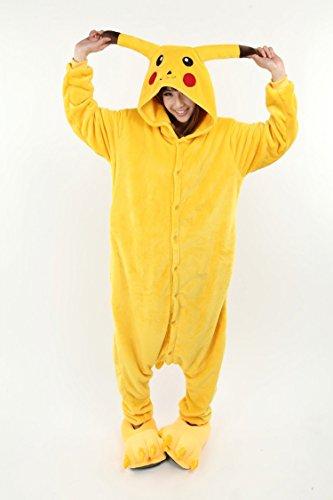 Pikachu Onesie Pyjama - 5