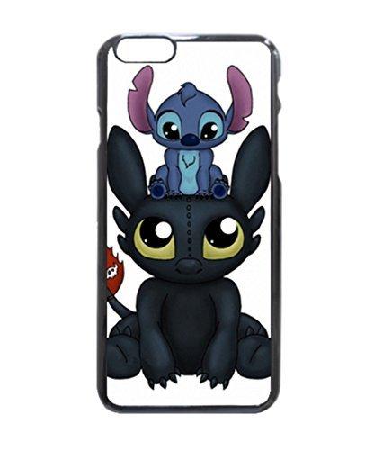iPhone 6Cas, Lilo & Stitch Coque rigide arrière pour iPhone NON dentelé 15,2-11,9cm toot0Étui