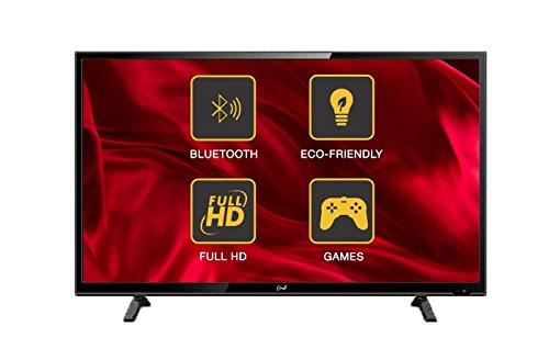 Noble Skiodo 42CV40CN01 101cm (40 inches) Full HD LED TV (Black)