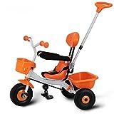 HUALQ Fahrräder Kinder-Dreiräder Kinderfahrräder Babyfahrräder 1-3-5 Jährige Kinderfahrräder Kinderwagen