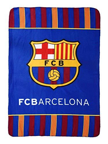 Barça Manta Polar FC Barcelona 140 X 100