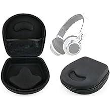 DURAGADGET Estuche / Carcasa Para Los Auriculares Bluetooth Darkiron inalámbrico | Syllable G600 - En Color Negro - Diseño Ergonómico - Alta Calidad