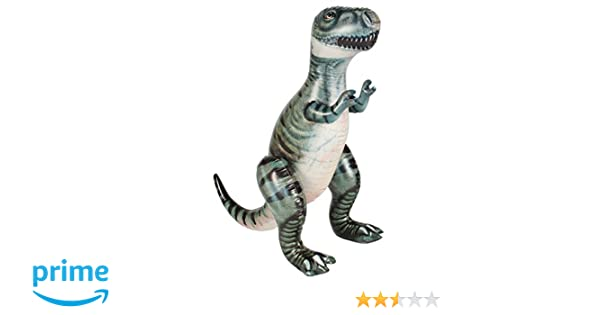 Laeto Giant 5 FT 10 Blow Up Inflatable T-Rex Dinosaur Toy For Kids