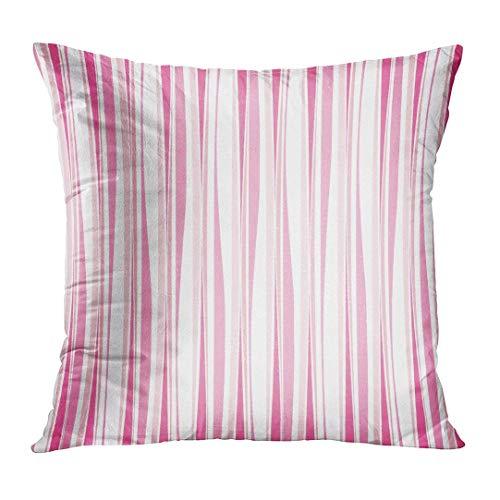 hdyefe Kleine und große 6 Blütenblatt Kirschblüte Kissen Casefor Sofa Home dekorative Kissenbezüge Geschenkideen Haushalt Kissenbezug mit Reißverschluss Kissenbezüge 18 X 18 Zoll -