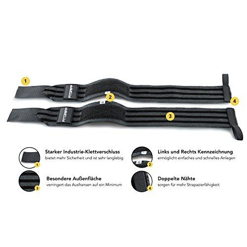 Zoom IMG-2 fitgriff fasciature per l articolazione