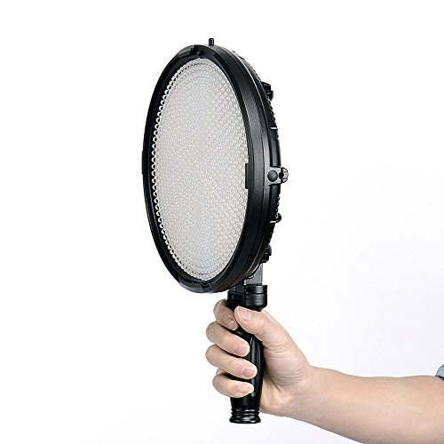Green House Projecteurs portables 800 LEDs 3200/5600K Luminosite avec Telecommande Controle Distance 30m - 50W 6000LM