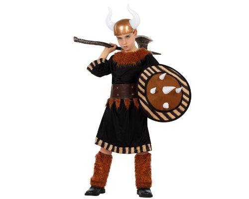 Disfraz Vikingo para niños de 3 a 4 años