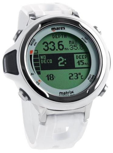 Mares Matrix Tauchcomputer – Schwarz, BX, 414166 - 2