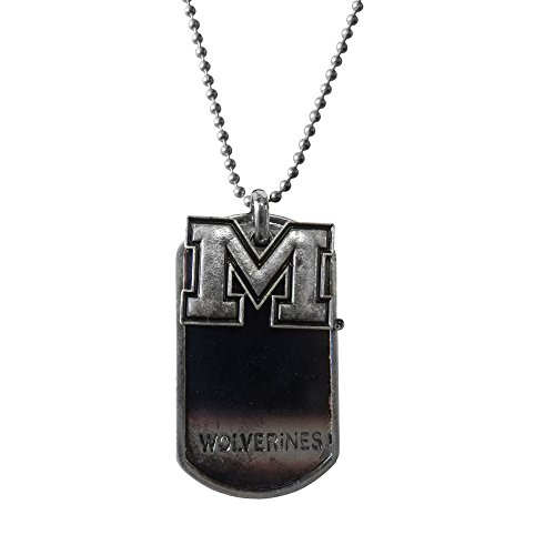 ncaa-michigan-wolverines-dog-tag-charm-necklace-27-x-3-x-7-silver