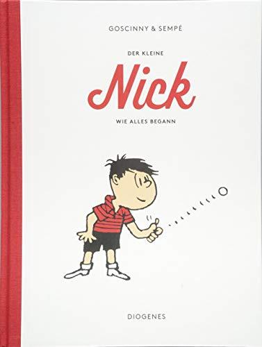 Der kleine Nick. Wie alles begann: Comic (Kinderbücher)