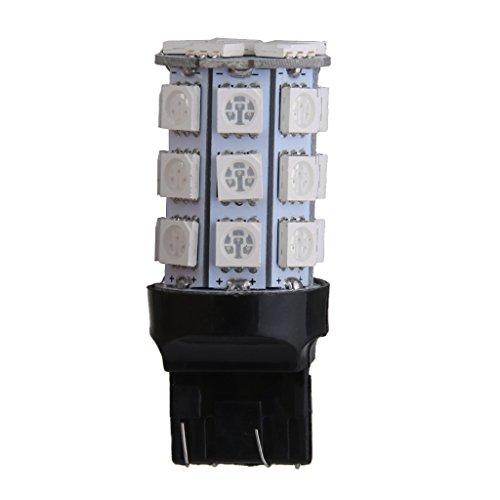 12V LED 5050 T20 Ampoule 27 SMD 7443 Lampe Phare Feux AUTO Voiture Vert