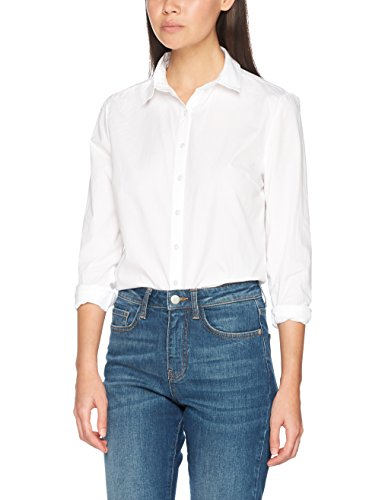 Tally Weijl Damen Bluse Elfenbein (Off White Aq)