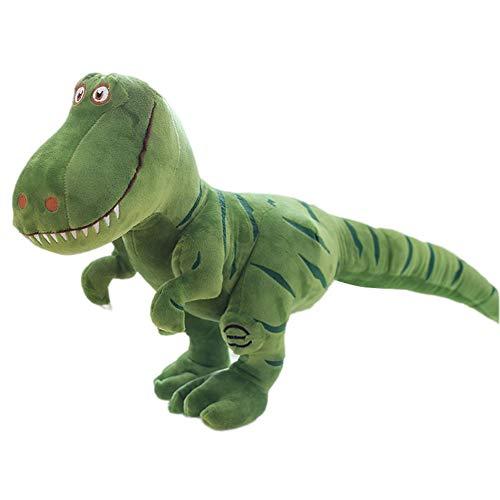 llte Dinosaurier-Plüsch-Puppe, Karikatur-Tyrannosaurus-Plüsch-Spielwaren für Baby-Jungen-Kindergeburtstags-Geschenke ()