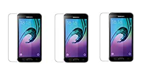 Stadum Tempered for Samsung Galaxy J3(pack of 3)