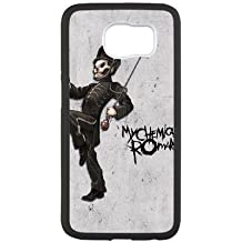 Samsung Galaxy S6 Phone Case White My Chemical Romance LH4897828