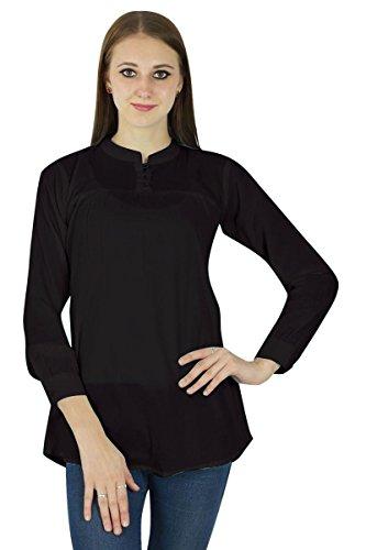 Baumwolle Top Sundress Frauen Boho Kleidung Kleid Des Sommers Beiläufige  Tunika Tragen Schwarz