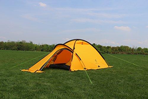 GEERTOP 20D 2-Person 4-Jahreszeiten Super Leicht Alpine Camping-Zelt - 2