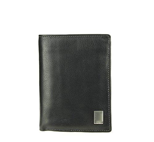 Arthur&Aston, Borsa a secchiello donna nero nero 12.5 (L) X 9.5 (H) x 2.0 (E) cm