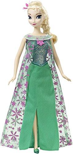 Preisvergleich Produktbild Mattel Disney Princess DKC57 - Geburtstagsparty Singing Elsa