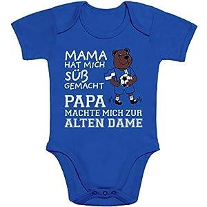 Mein Verein Meine Heimat Fan Kapuzenpullover Hannover Schwarz shirtloge 3XL Gr/ö/ße S
