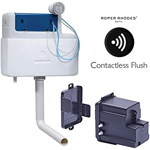 Roper Rhodes ingresso inferiore cassetta nascosta con sensore wireless Flush