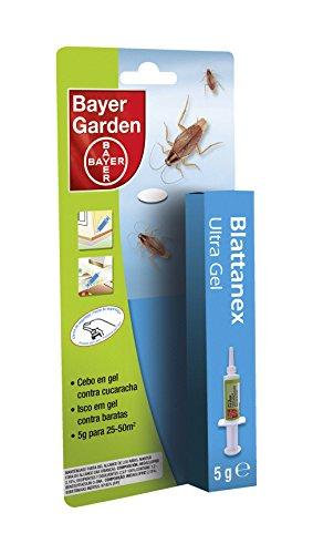 Protect Home Gel Anticucarachas Cebo Contra Cucarachas Azul 5 Gramos