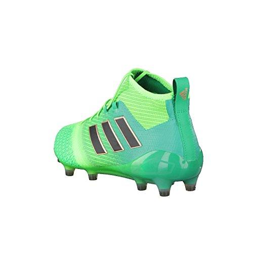 Adidas aCE 17.1Primeknit FG–Chaussures de football pour homme, vert–(Versol/negbas/verbas) green
