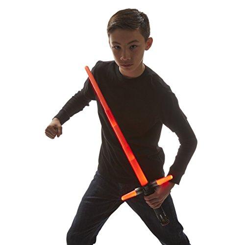 Imagen 7 de Star Wars - Sable electrónico Kylo Ren, Color Rojo (Hasbro B2948EU4)