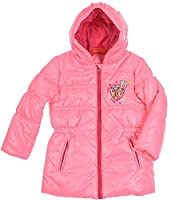 New Kids Official Licensed Nick Paw Patrol Padded WInter COat / Jacket / Parka (6 Years, Pink)