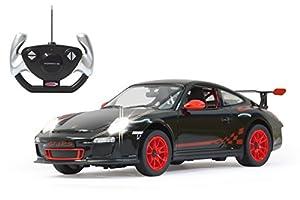 Jamara Porsche GT3 RS Remote Controlled Car - Juguetes de Control Remoto (319 mm, 139 mm, 97 mm, 574 g)