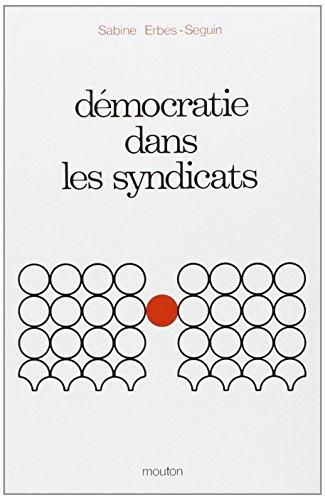 Démocratie dans les syndicats