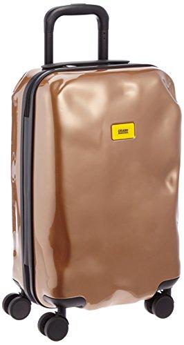 Crash Baggage, Valise Mixte Dorado 55 cm