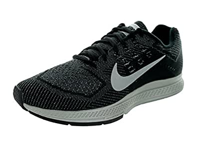 Kilómetros Mal uso Hobart  Buy Nike Men's Zoom Structure 18 Flash Cool Grey/Reflect Silver/Black  Running Shoe 8 Men US at Amazon.in