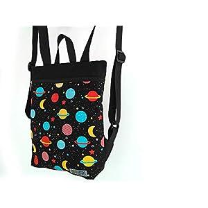 Mochila infantil de tela, mochila para niñas y niños para el colegio o guardería