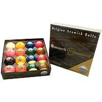 57,2mm Classic Magnetischer Spielball Weisse Billard Einzelkugel Standard Pool
