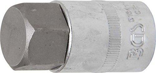 BGS 5184-H24 Bit-Einsatz 12,5 (1/2), Innen-6-kant, 24x55 mm 24 x 55 mm