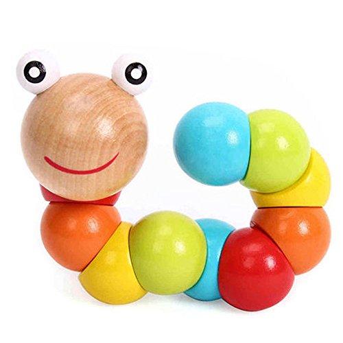 kasstino-diy-baby-kids-twist-caterpillar-wooden-toy-infant-educational-developmental-gift