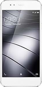 GIGASET ME 4G Dual Sim 5.0 Inch 3GB RAM 32GB ROM Qualcomm Snapdragon 810 Octa Core 1.7GHz 4G Jio Sim Smartphone in White Colour
