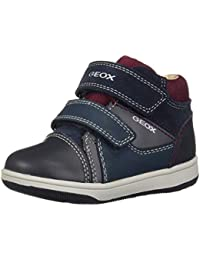 Geox B New Flick Boy B, Zapatillas para Bebés
