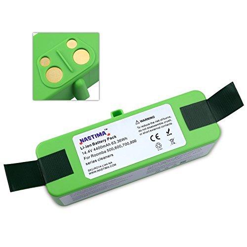 NASTIMA Batería de litio (Li-ion) de alta...