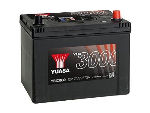 Yuasa YBX3030SMF starter batteria