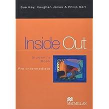 Inside Out Pre-Intermediate SB: Student's Book