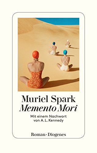 Buchseite und Rezensionen zu 'Memento Mori' von Muriel Spark