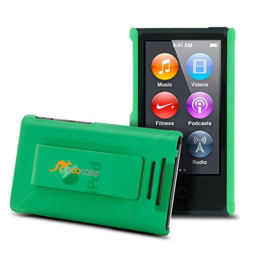 roocase-ultra-slim-translucent-matte-green-shell-case-for-apple-ipod-nano-7-7th-generation